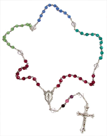 Birthstone Rosary
