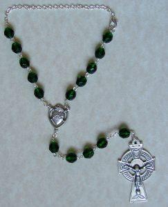 Irish Auto Rosary