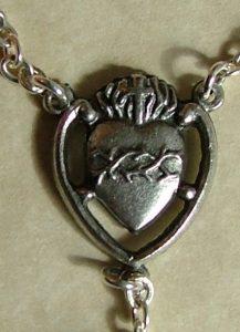 Sacred Heart Chaplet center